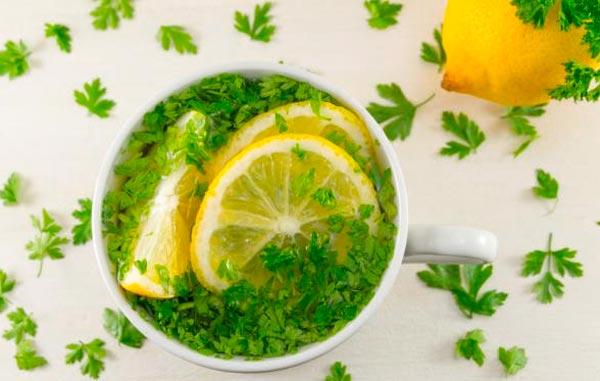 Jugo de limón para bajar de peso