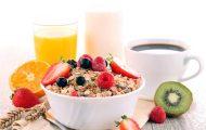 desayuno los niños