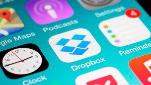 Cómo subir fotos directamente a DropBox desde el iPhone