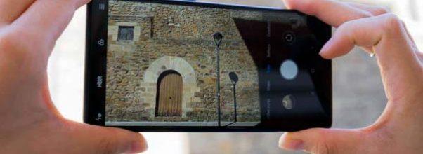 fotografías con cámaras de teléfonos móviles