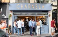 bar charnela en calle Ponzano