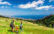 entretener a los niños de senderismo