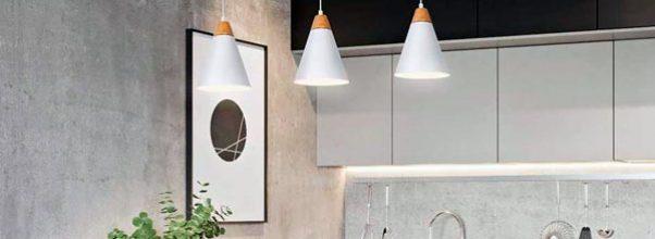 Lámparas de techo ideales