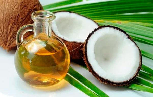 Aceite de coco o aceite de oliva