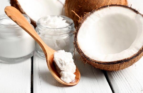 Aceite de coco pérdida de peso