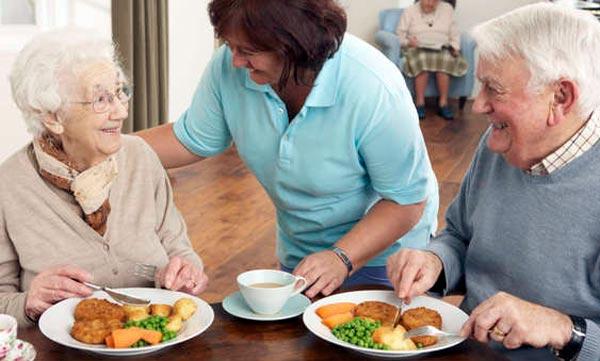 alimentación en el adulto mayor