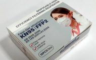 mascarillas KN95 FFP2