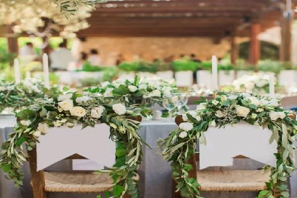 Guirnaldas para bodas