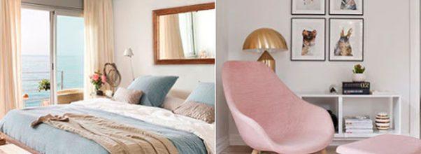 Ideas para decorar tu dormitorio en verano