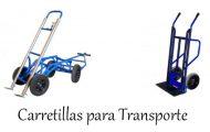 carretillas para transporte