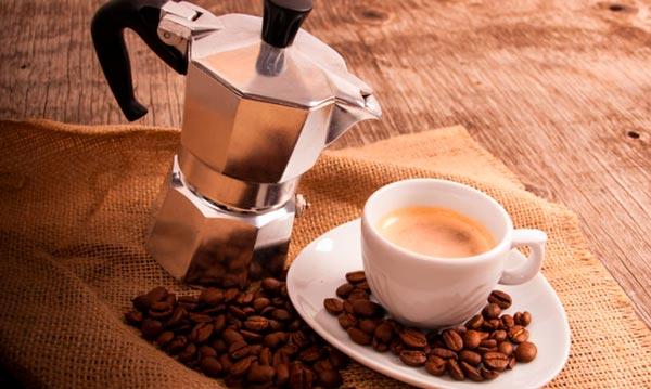 Limpiar tu Cafetera Italiana