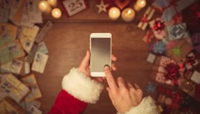 Aplicaciones para hablar con Santa Claus y los Reyes