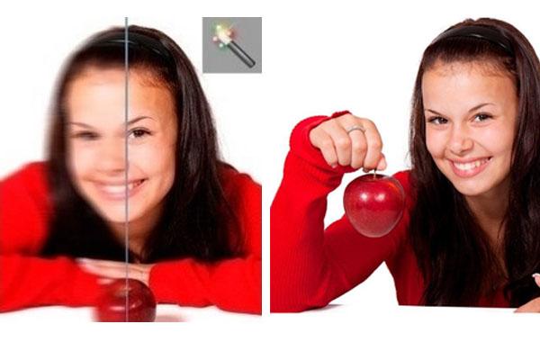 Aplicaciones para recuperar fotos borrosas