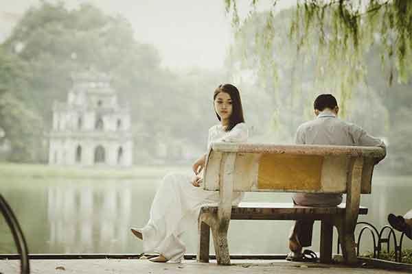 las razones por las que las parejas rompen