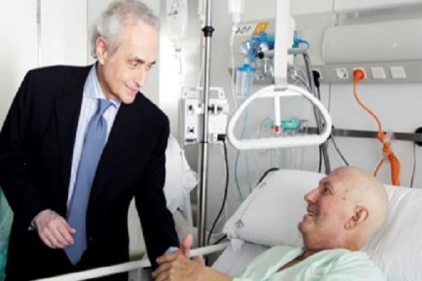 Pacientes con leucemia no estáis solos