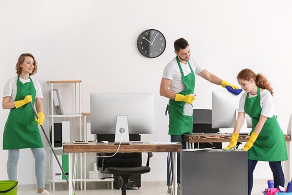 Agencia de limpieza con garantías